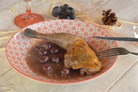 comment cuisiner des cuisses de pintade cuisses de pintade au miel et aux petits raisins au fil