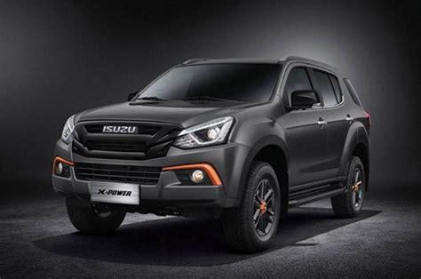 isuzu  launch    facelift toyota fortuner rival