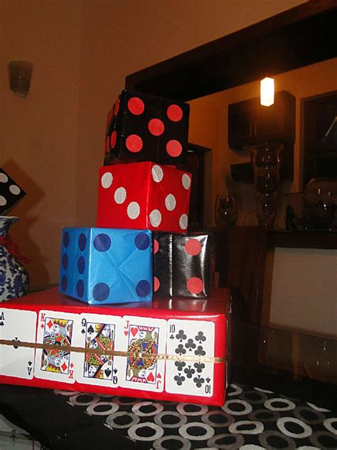 casino theme birthday party ideas photo    catch