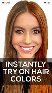 HueAltering Hair Apps Hair Color App Of Hair Color App