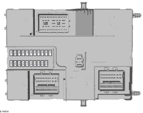 ford transit  generation  fuse box diagram