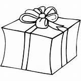 Coloring Gift Birthday Gifts Printable Worksheets Preschool Kindergarten Toddler sketch template