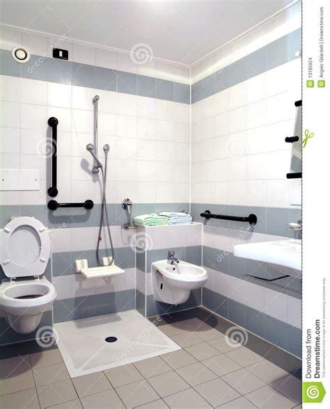 barrier free bathroom design barrier free bathroom stock images image 13185924
