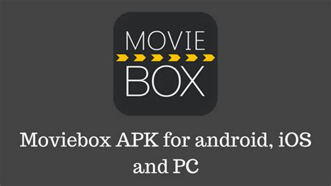 Download apk and obb data for your android phone, tablet, watch, tv, and car. Download MovieBox APK - MovieBox APK for Android/ iOS & PC Latest 2017 Edition   Tech Tip Trick