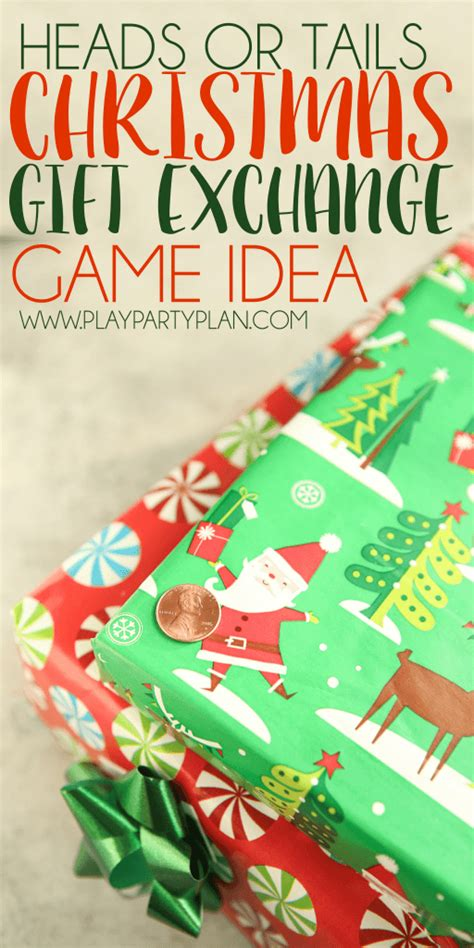unisex gifts for christmas exchange a ridiculously heads or tails white elephant gift exchange