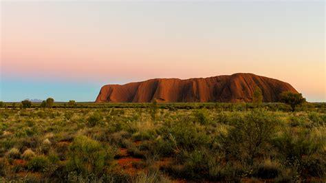 ayers rock australia  ultra hd wallpaper background