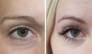 Semi permanent eyelashes! Koreabridge