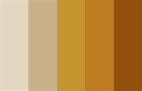 Download color palette as pdf, adobe swatch and more. Coffee-inspired color palette. | Honey colour, Design reference, Palette
