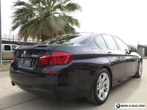 2013 Bmw 5-series 528xi For Sale In United States
