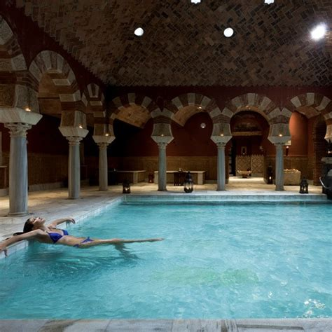 Baños árabes Y Masaje Para Parejas En Hammam Al Ándalus