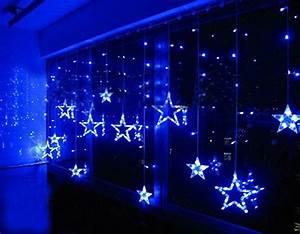 Weihnachtsbeleuchtung Innen Fenster : bellabrunnen breit 169er led lichterkette stern ~ A.2002-acura-tl-radio.info Haus und Dekorationen
