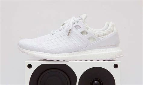 porsche design ultra boost here is the all white ultra boost from porsche design by