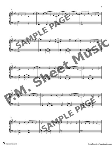 Beatles let it be easy sheet music for piano solo pdf. Into the Unknown (Frozen 2) (Easy Piano) By Panic! at the Disco - F.M. Sheet Music - Pop ...