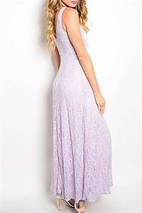Adore Clothes & More Lavender Lace Dress from Washington ...