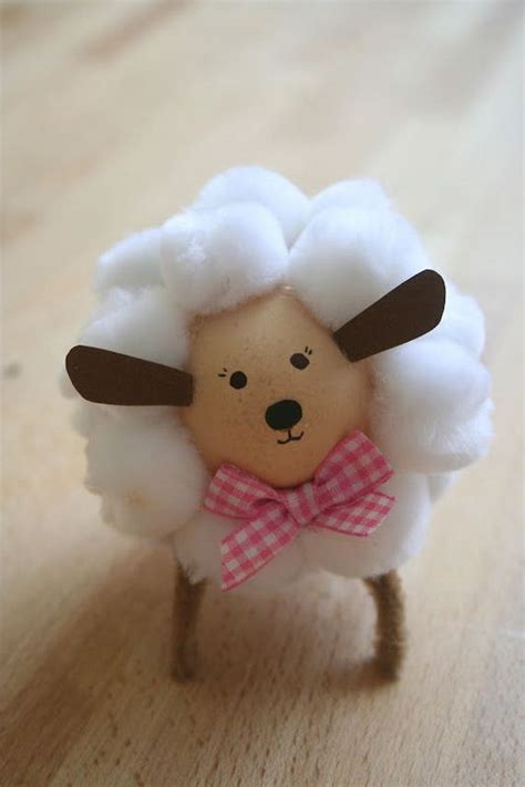 amazing lamb  sheep crafts projects