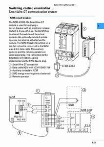 Wiring Diagram For Shunt Trip Breaker