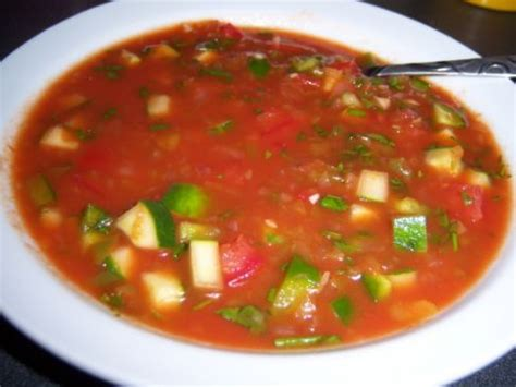 recipe of cold soup mexican gazpacho cold soup recipe sparkrecipes