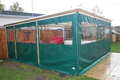 Gazebo Waterproof Outdoor Waterproof Side Panels And Gazebo Side Sheets