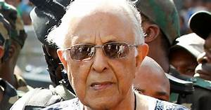 Anti-Apartheid Leader Ahmed Kathrada Who Spent Many Years ...
