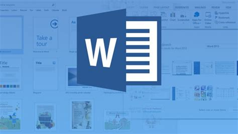 microsoft word program