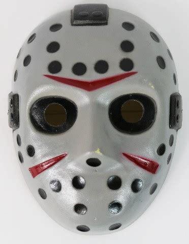 jason friday   halloween mask horror  monster rare