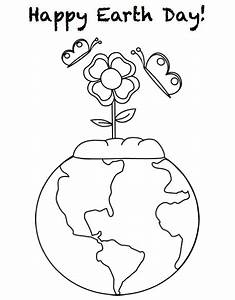 Best Coloring Page Dog Earth Day PicturesEarth Day - Earth ...