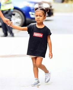 North West Cutest Outfits - Pictures of North West's Best ...