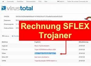 Sflex Rechnung : trojaner sflex rechnung codedocu de blog ~ Themetempest.com Abrechnung