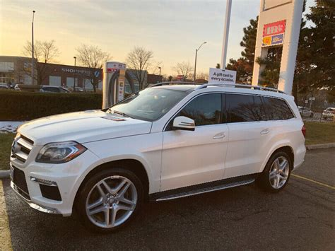 Find toronto used car listings at the best price. 2013 Mercedes Benz GL 350BT | Cars & Trucks | Markham ...