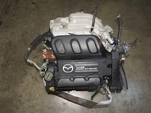 Mazda Mpv Dohc V6 24