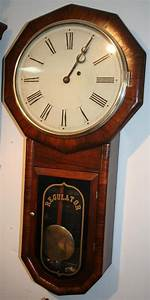 Antique, Wall, Clocks, For, Sale