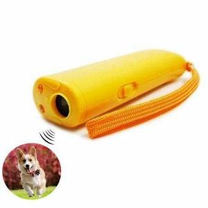 training device with led 3 in 1 anti barking stop bark With dog training devices
