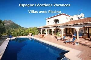 location villa espagne avec piscine pas cher location With location villa avec piscine en espagne 5 location maison espagne bord de mer location espagne villa