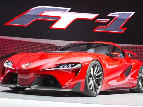 Toyota Ft 1 Concept 2018 Exotic Car Wallpapers 20 Of 80