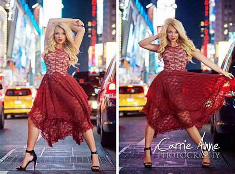 bella nyc senior session portage northern high school
