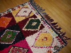 Berber Teppich Marokko : 14977 khozema 230 x 140 cm berber teppich marokko vintage textil ~ Yasmunasinghe.com Haus und Dekorationen