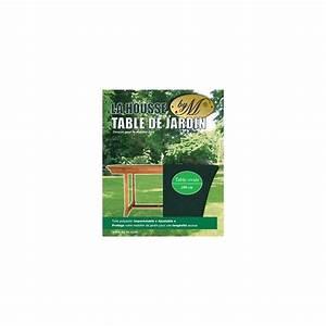 Housse Table De Jardin : housse pour table de jardin by m 200cm x 110cm plantes et jardins ~ Teatrodelosmanantiales.com Idées de Décoration