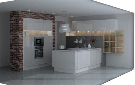 projet cuisine 3d choisir et concevoir sa cuisine plan cuisine 3d