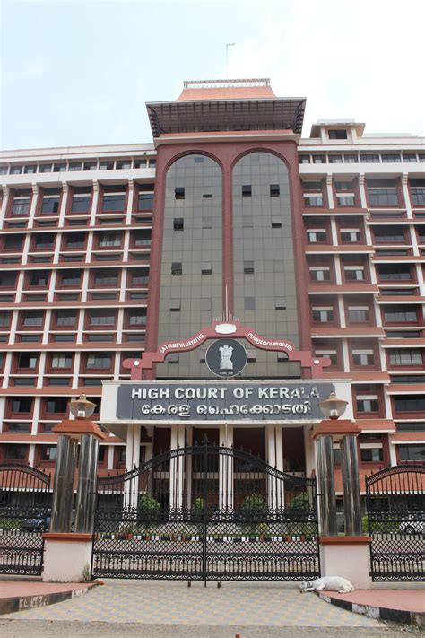 Opinions On Kerala High Court