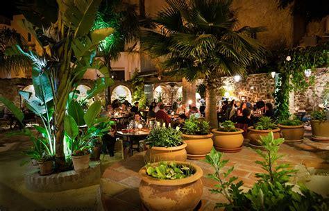 el jardin del califa restaurant califa vejer