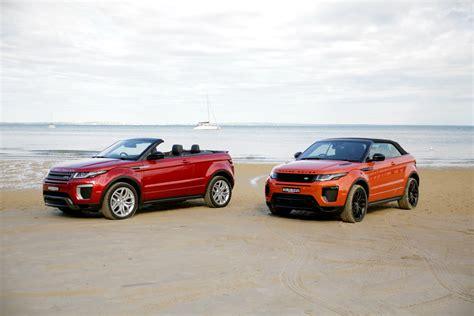 rang rover evoque cabriolet 2017 range rover evoque convertible review caradvice