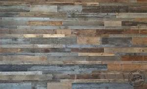 Feature Wall Paneling- Original Antique Texture Reclaimed