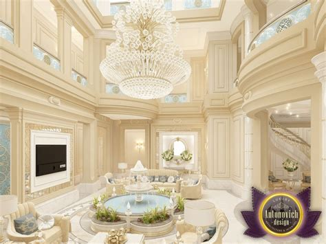 Beautiful House Designs From Luxury Antonovich Design By