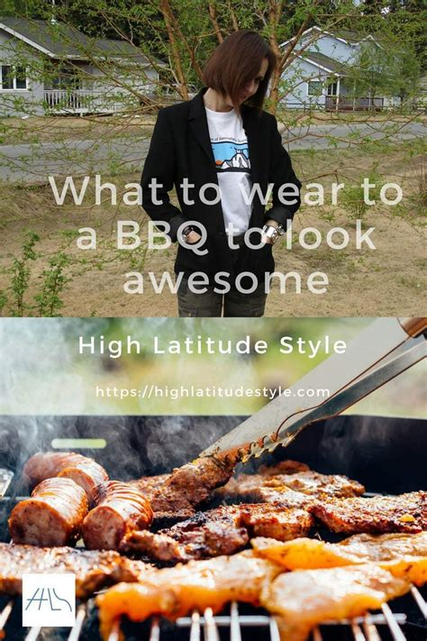 wear   bbq   awesome high latitude style