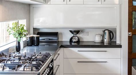 Appliance Cupboards by Kitchen Cabinet Roller Doors Perth Architecture
