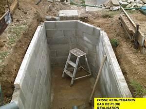 Réserve D Eau De Pluie : la construction du bassin de jardin de safari r serve d ~ Dailycaller-alerts.com Idées de Décoration