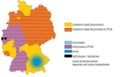 kabelanbieter vergleich fuer deutschland im januar