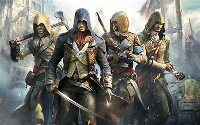 Creed Unity Wallpapers Assassin Backgrounds