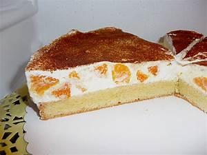 Mandarinen Schmand Torte (Rezept mit Bild) von Julia20