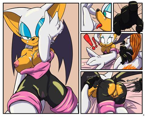 Rouge The Bat Sonic Xxx Comic Sex Porn Images
